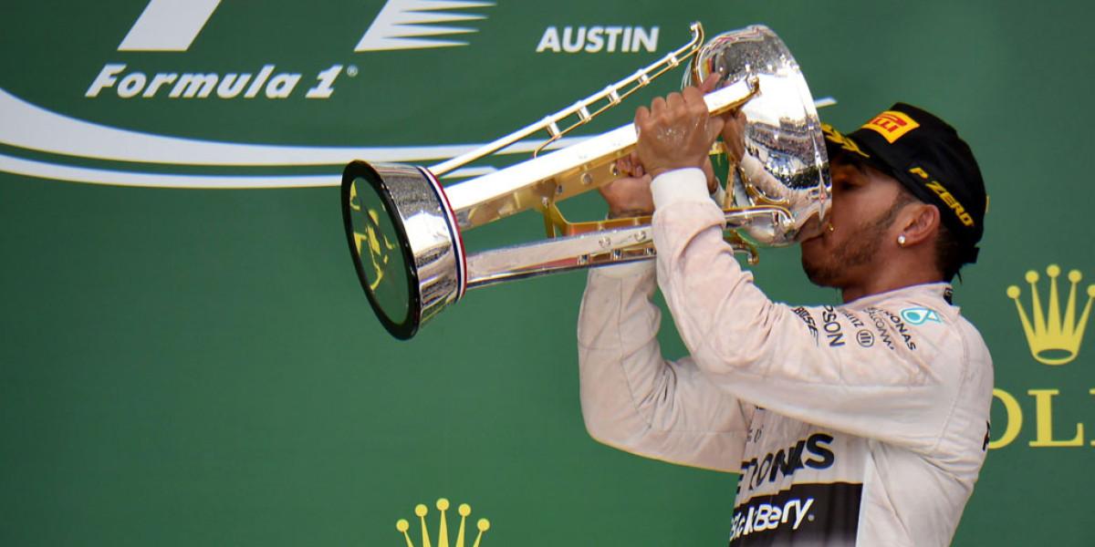 Lewis Hamilton iguala a Senna