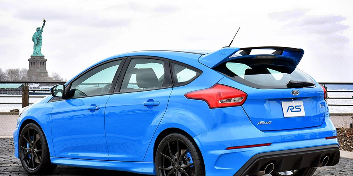 Nuevo Ford Focus RS, tercer capítulo
