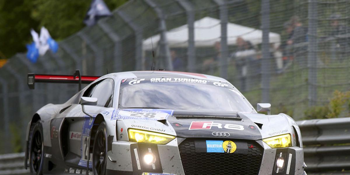 El nuevo Audi R8 LMS ya está a la venta