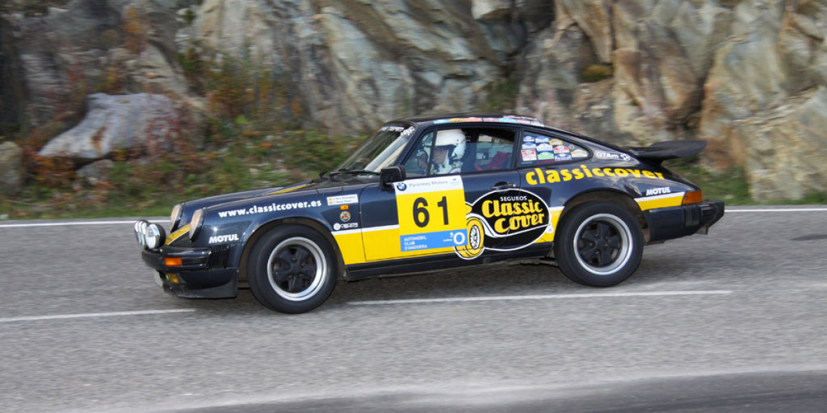 44º Rallye de Andorra Histórico