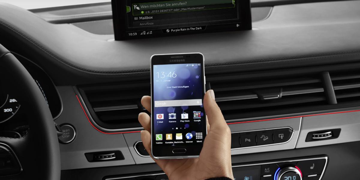 """""""Audi connect"""" amplía sus servicios"""