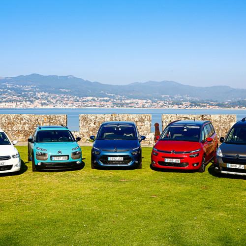 """Los coches """"españoles"""" de Citroën"""