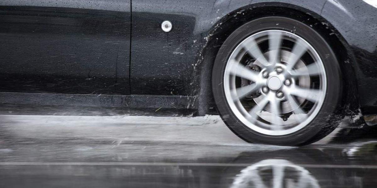 Consejos para conducir con lluvia, cuidado con la ciclogénesis explosiva