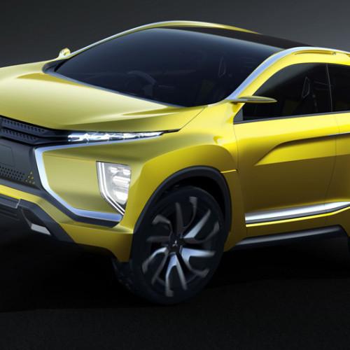 Conducción autónoma en el Mitsubishi eX Concept
