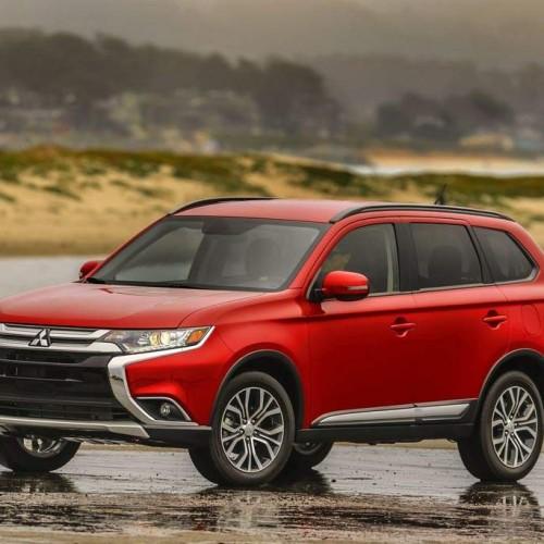 Vehículo clave el nuevo Mitsubishi Outlander