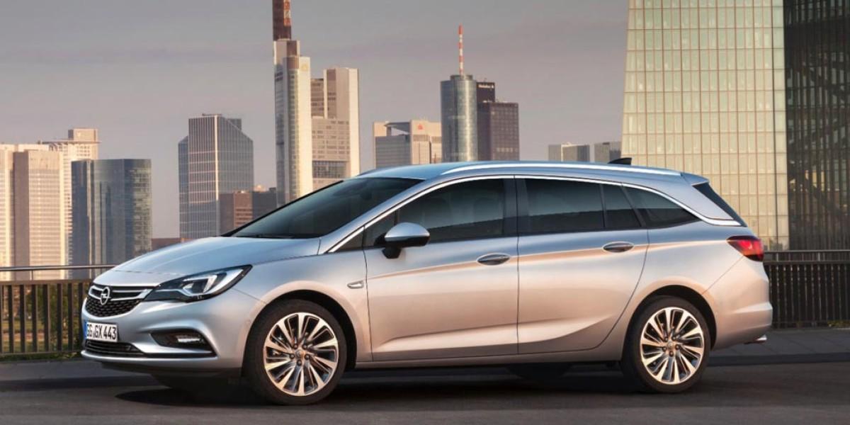 Motor 1.6 CDTI BiTurbo de 160 CV para el Opel Astra Sports Tourer