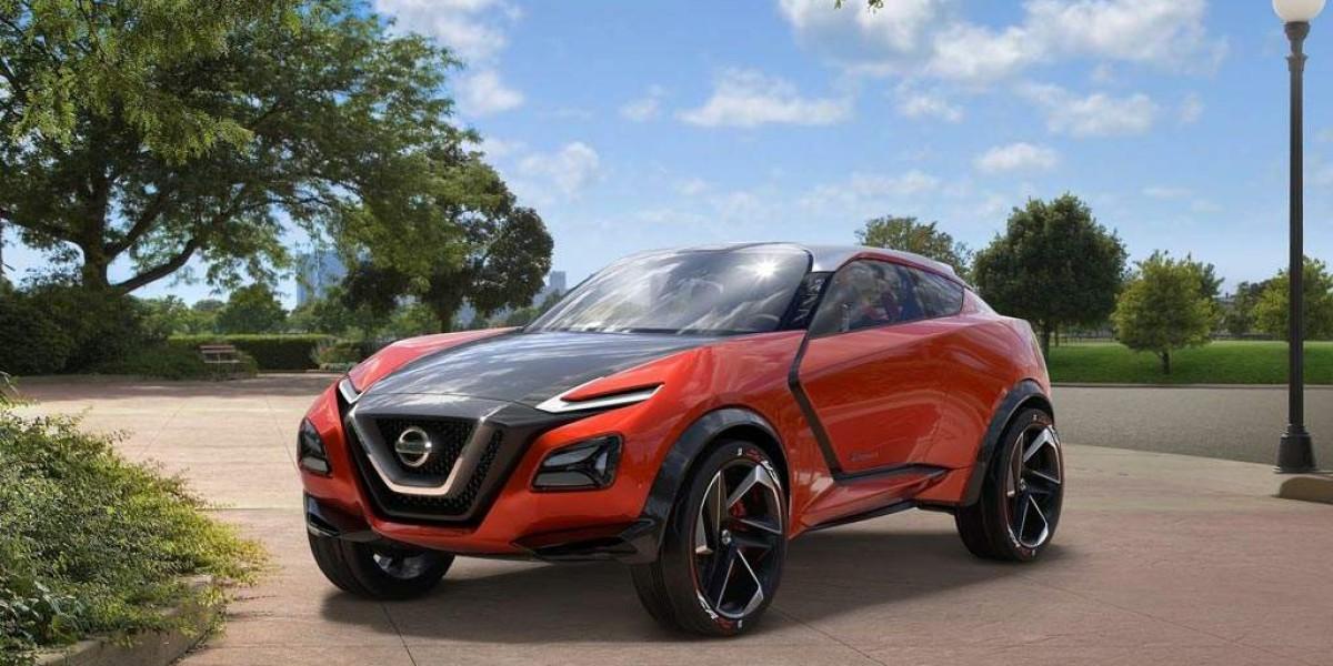 Nissan Gripz Concept, ¿el futuro Juke?