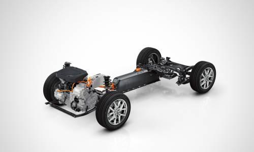 """Volvo crea la plataforma modular """"CMA"""""""