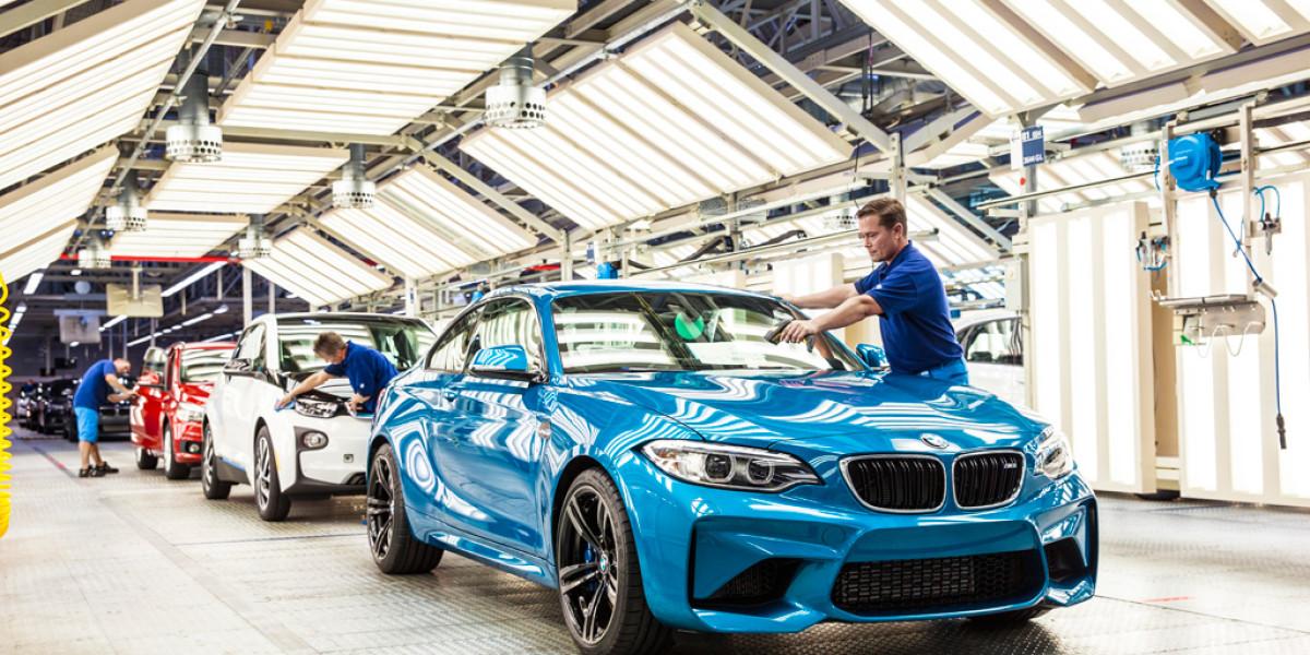 Comienza la producción del BMW M2 Coupé