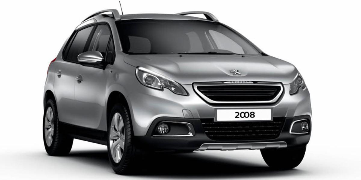Serie especial Style para el Peugeot 2008