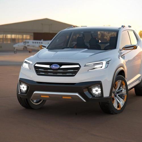 Vida activa con el Subaru VIZIV Future Concept