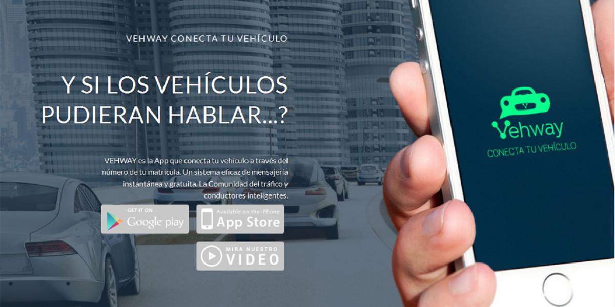 Vehway, el WhatsApp español para conductores