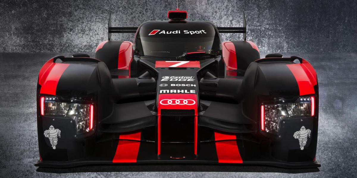 Audi presenta el nuevo R18 de Le Mans
