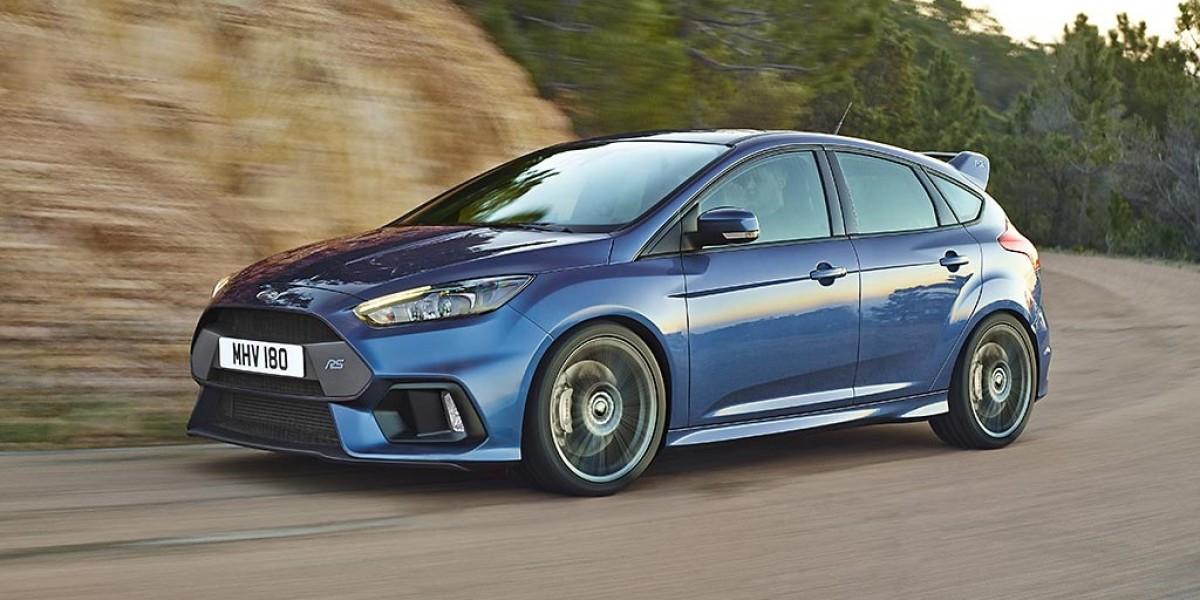 Cuarto capítulo del nuevo Ford Focus RS