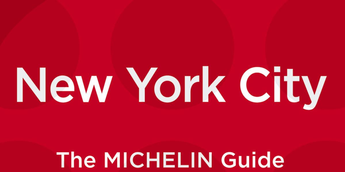 Guía Michelin New York City 2016: descubre todos los secretos de la gran manzana