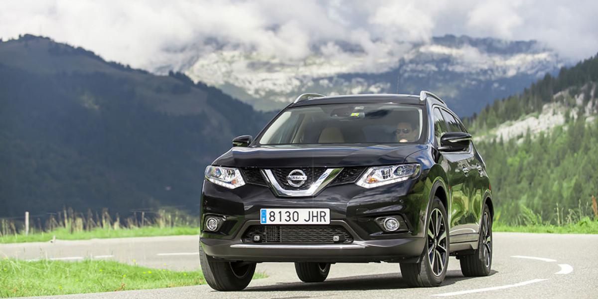 Nissan X-Trail 1.6 DIG-T: hay vida más allá del diésel