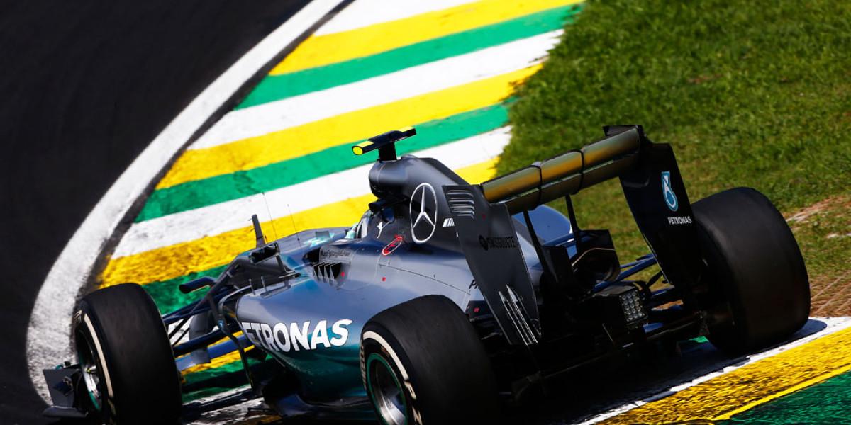 Horarios del Gran Premio de Brasil