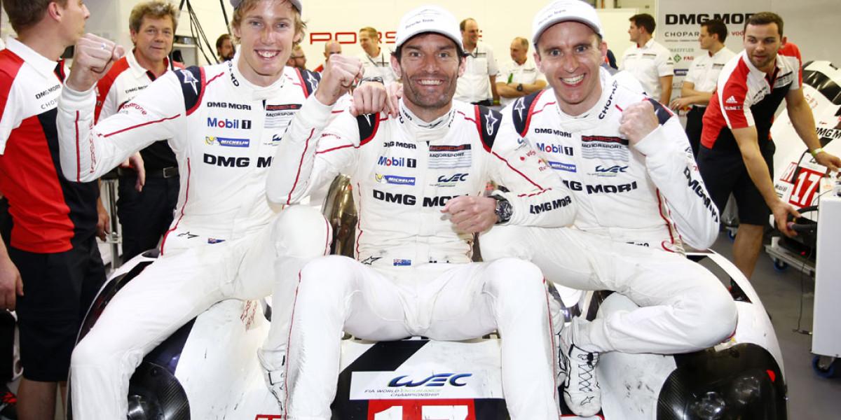 Mark Webber se proclama campeón del mundo