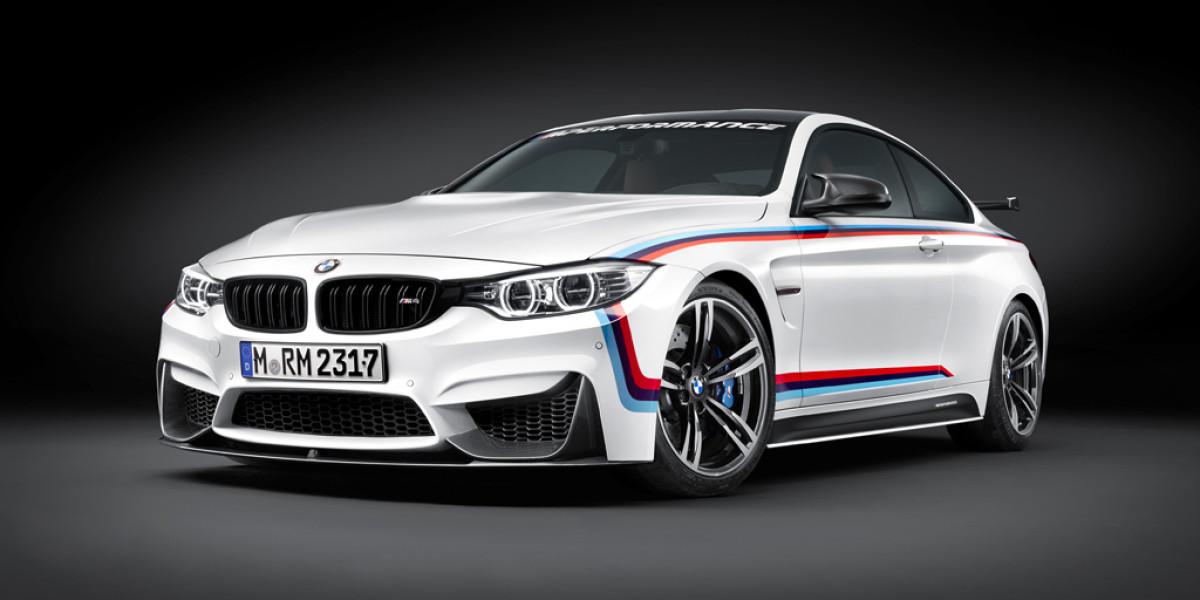 "Accesorios ""M Performance"" de BMW"
