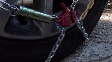 Aprende a colocar las cadenas