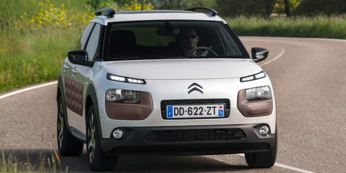 "Caja manual pilotada ""ETG6"" para el Citroën C4 Cactus BlueHDi 100"