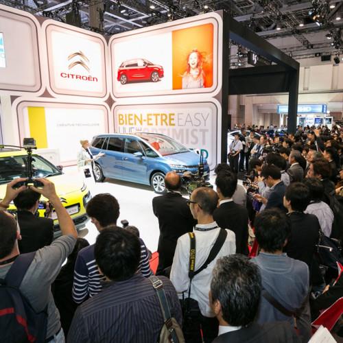 El Citroën C4 Cactus llegará a Japón en 2016