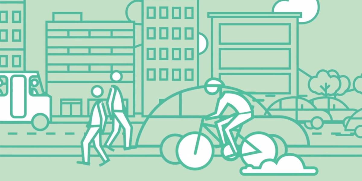 Comobity informa a conductores, ciclistas y peatones