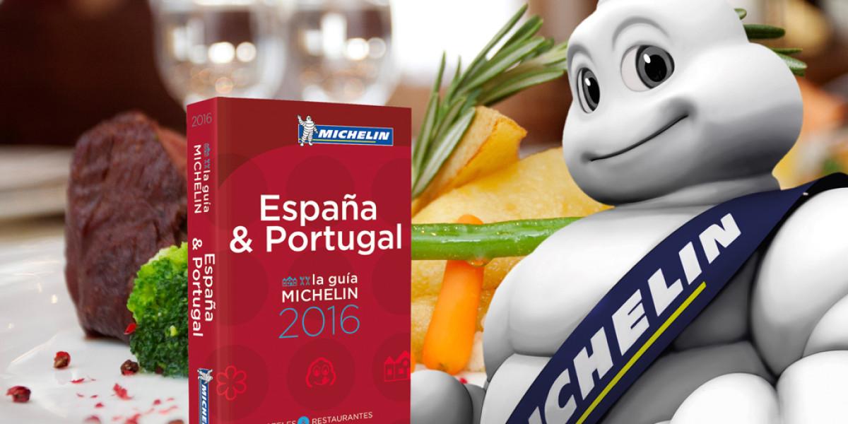 La guía Michelin España y Portugal 2016, a la venta por 29,90 €