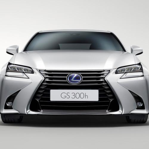 Llega el nuevo Lexus GS 300h, más sofisticado que nunca