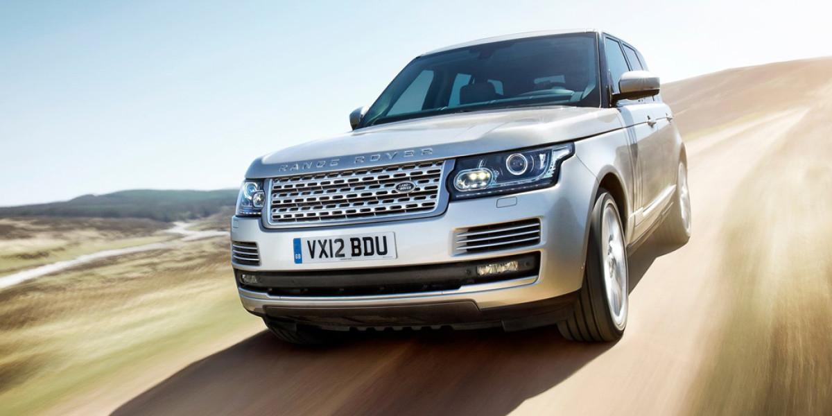 Los hitos del Range Rover