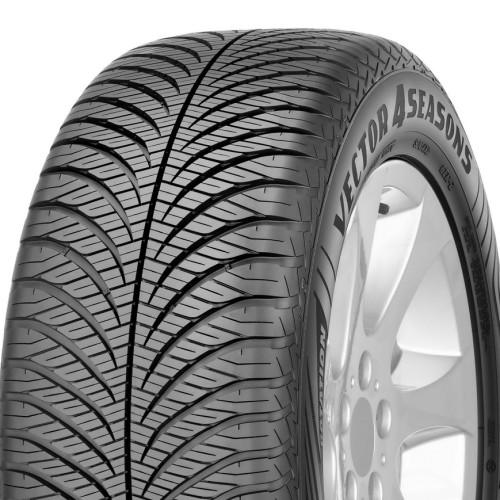 El neumático Goodyear Vector 4Seasons, en opción en los Ford