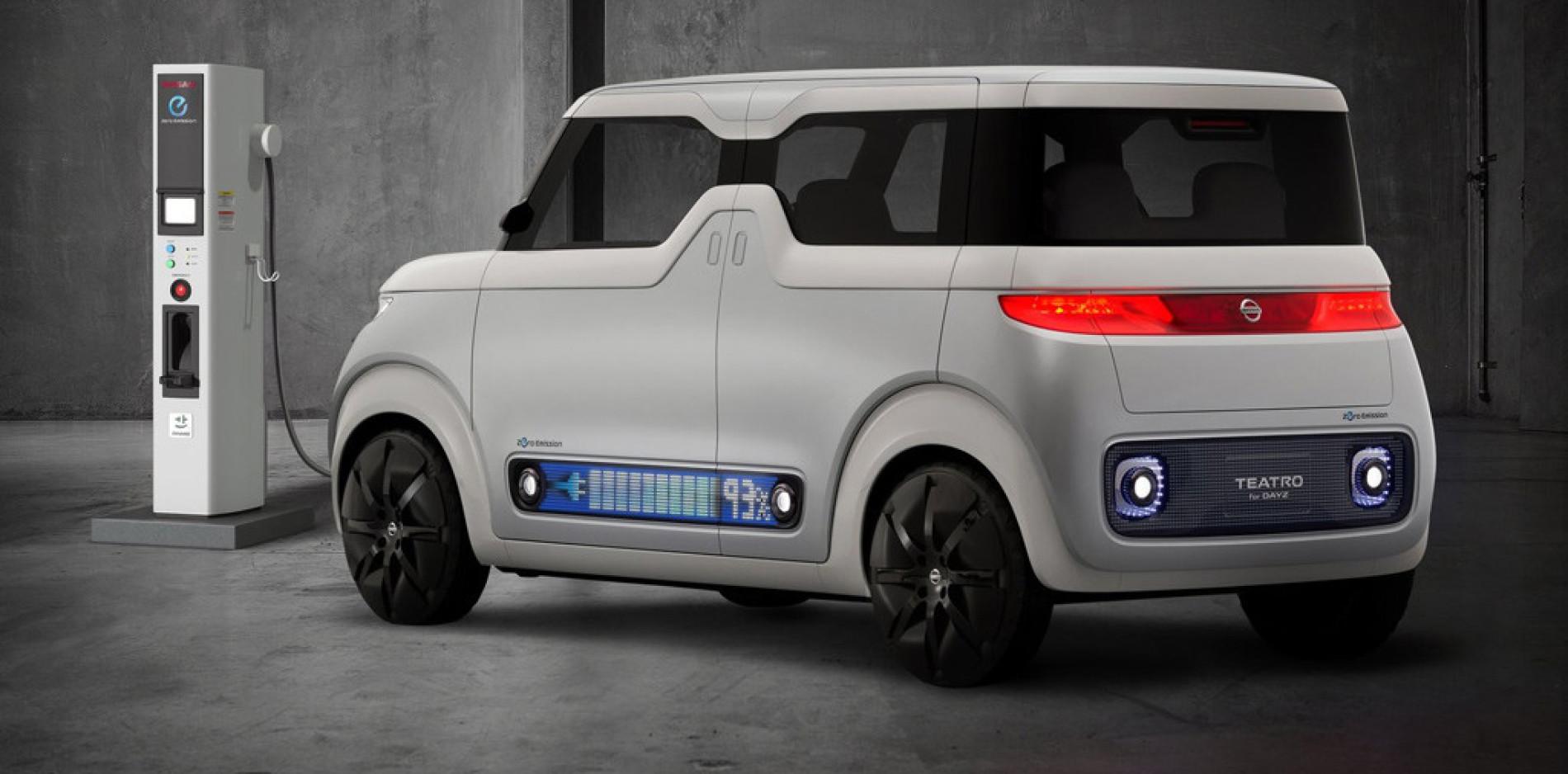 Nissan Teatro for Dayz Concept: mundo virtual
