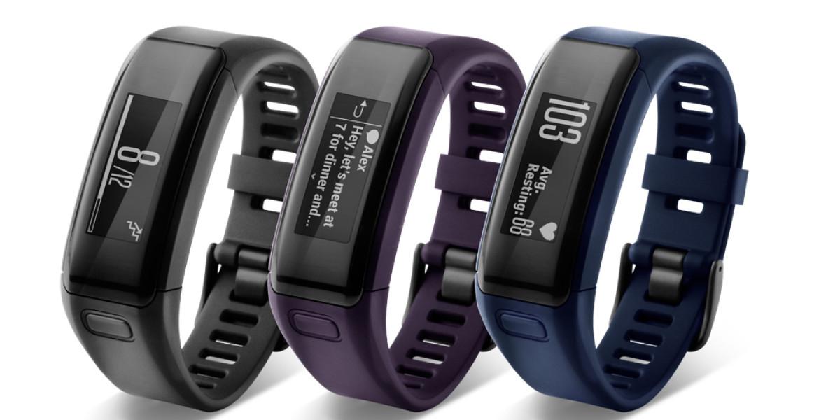 Nueva pulsera Garmin vívosmart HR