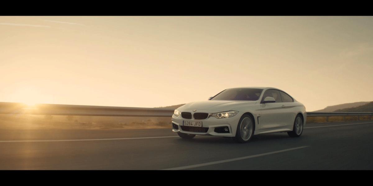 Descubre el nuevo anuncio de BMW