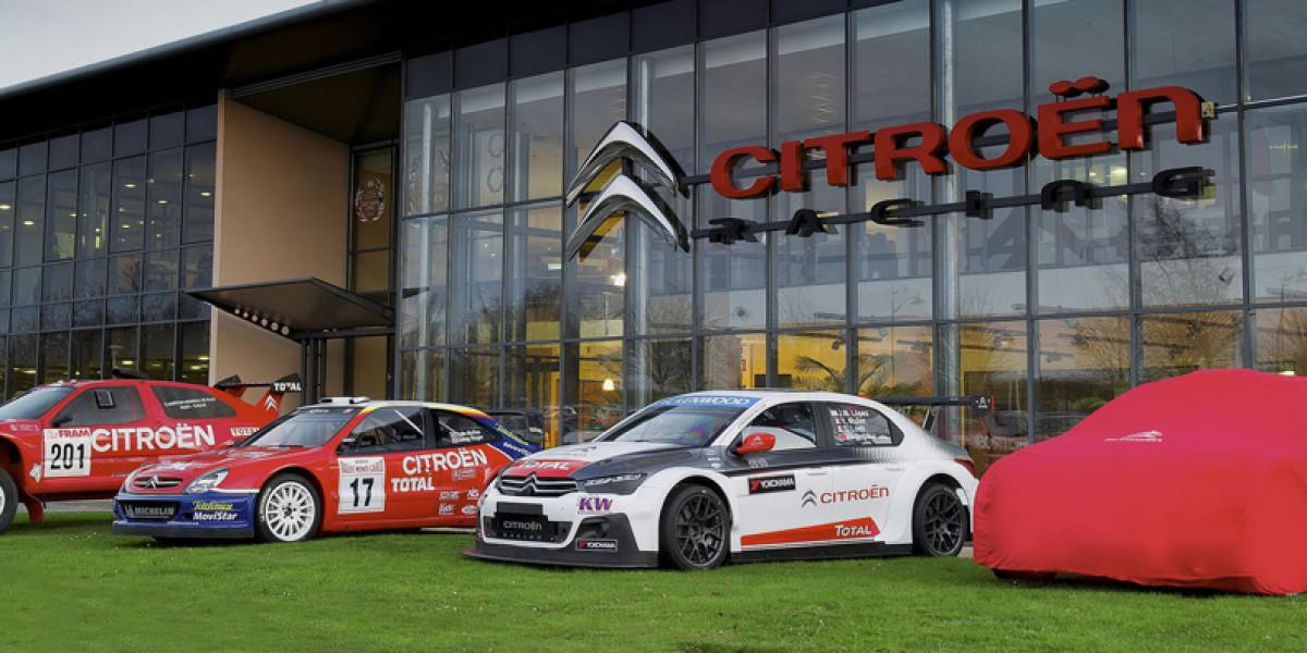 Los planes deportivos de Citroën para 2016