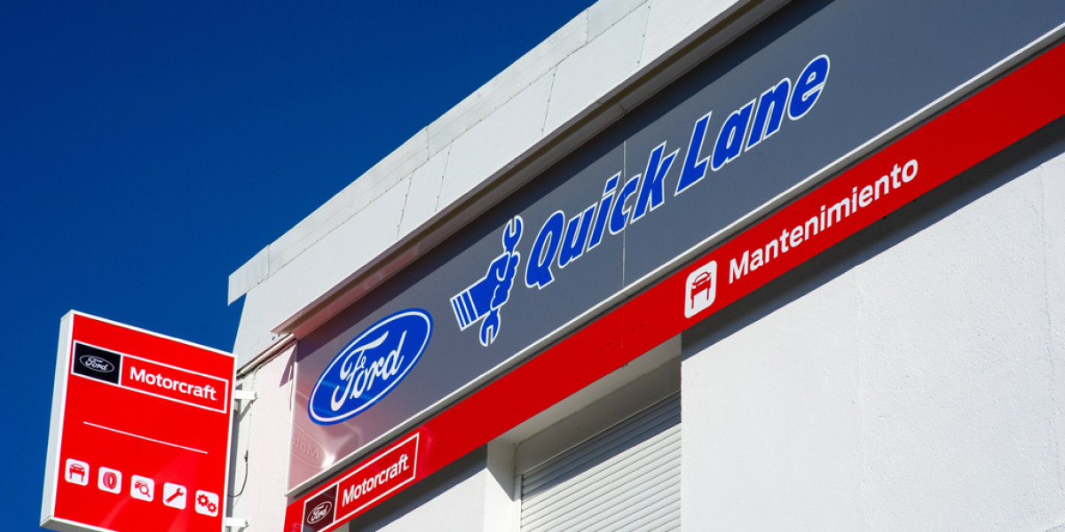 "Nueva red de talleres ""Ford Quick Lane"""