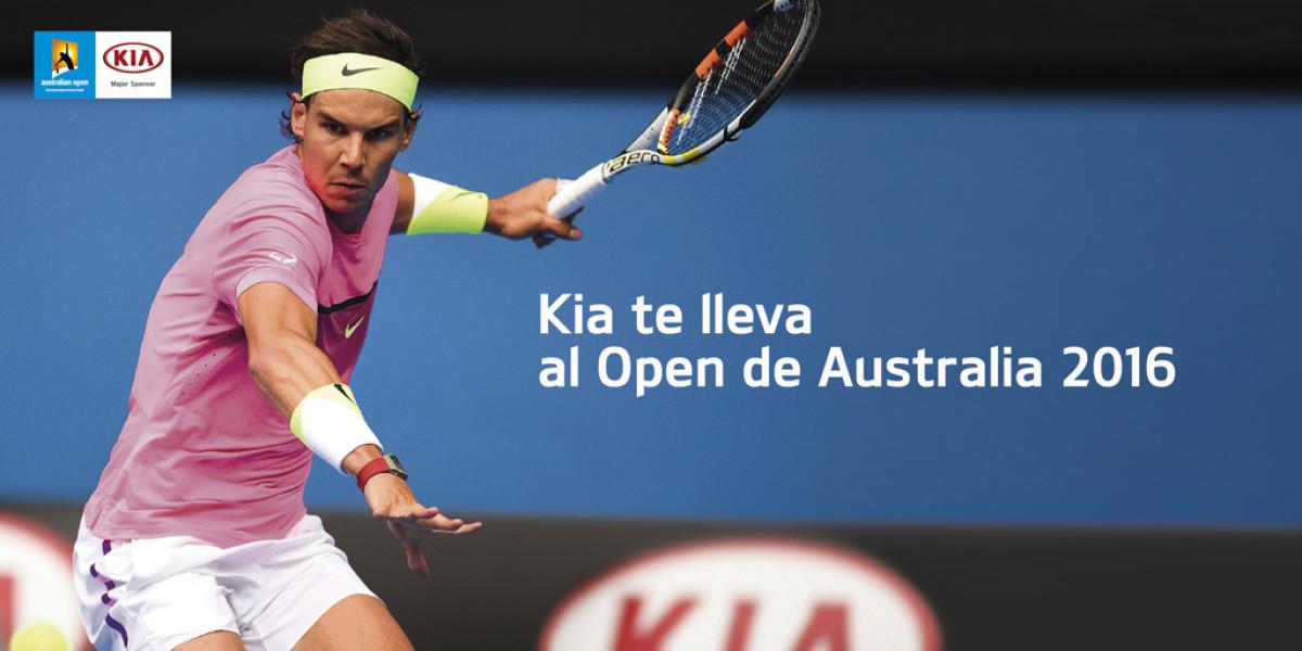 Viaje al Open de Australia con KIA