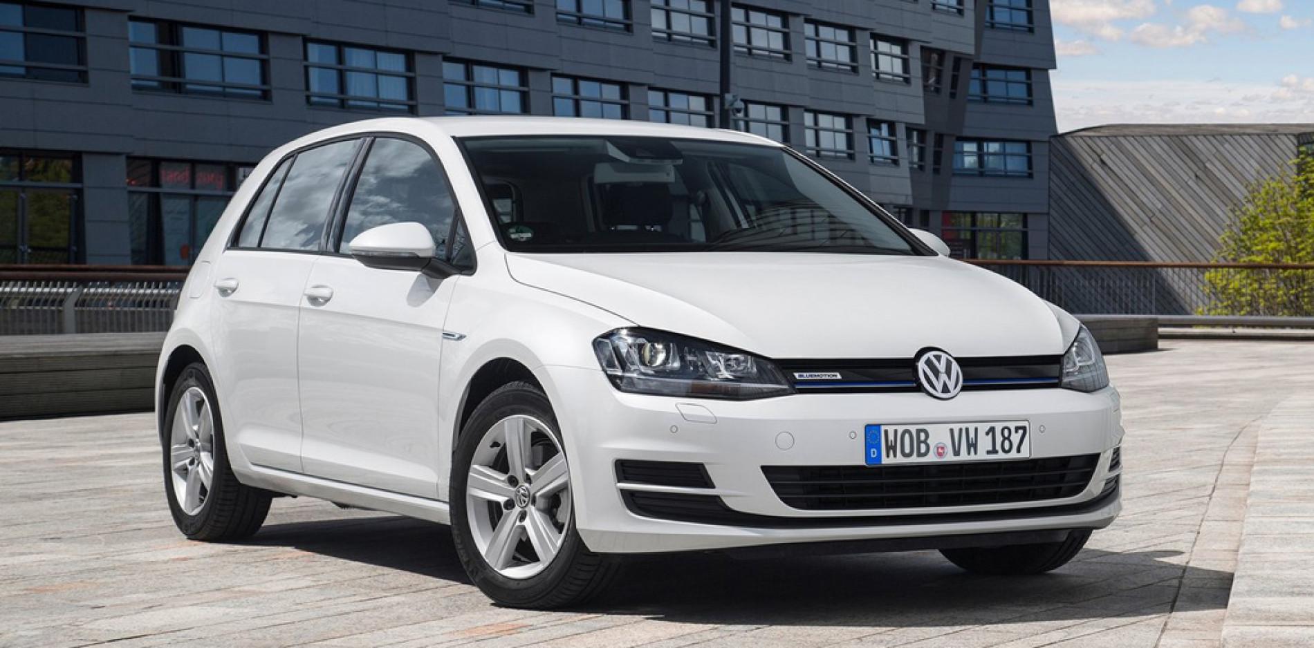 Volkswagen Golf TSI Bluemotion: eficiencia en gasolina