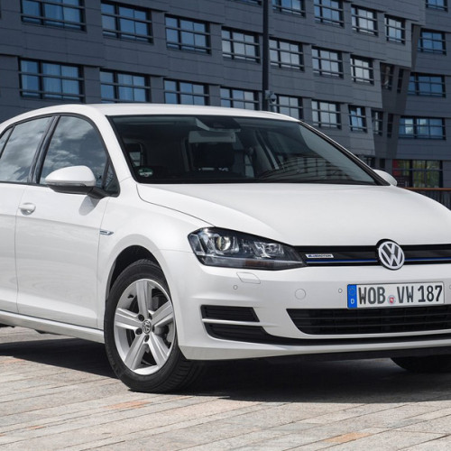 Volkswagen Golf TSI Bluemotion: eficiencia en gasolina