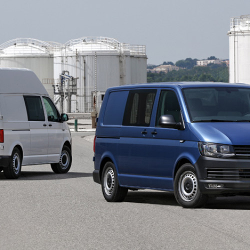 "El Volkswagen Transporter gana el premio ""Van of the Year"""