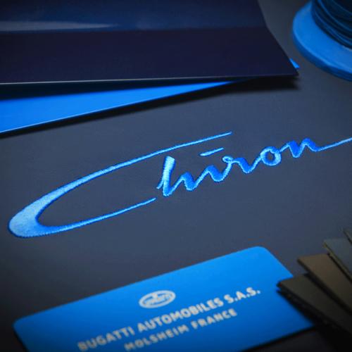 Bugatti Chiron, el sustituto del Veyron