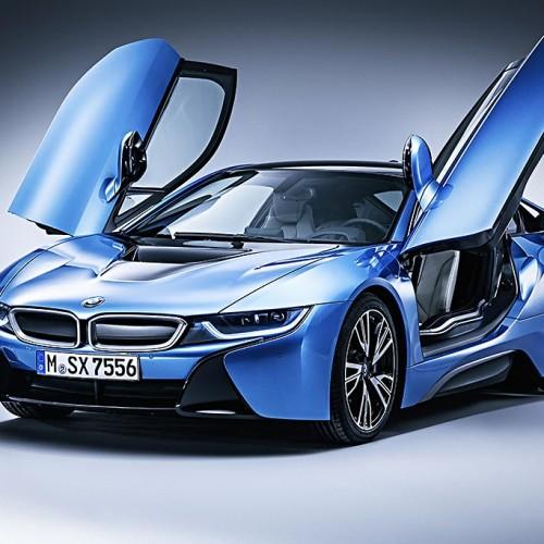 Primer BMW i8 vendido sin acudir al concesionario