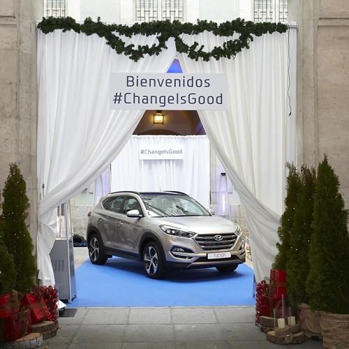 La Navidad diferente del Hyundai Tucson y Josef Ajram