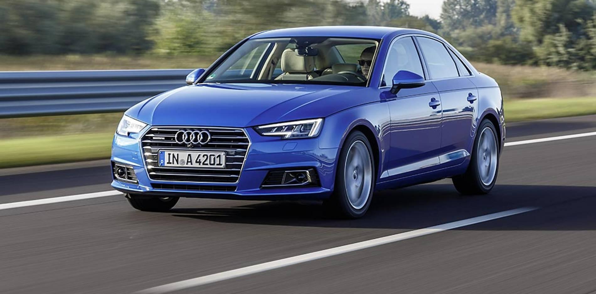 Nuevo Audi A4, probamos una berlina única