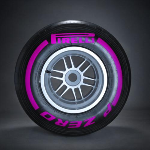 Pirelli desvela los neumáticos de 2016