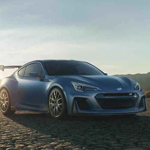 Subaru STI Performance Concept: así sería el BRZ definitivo