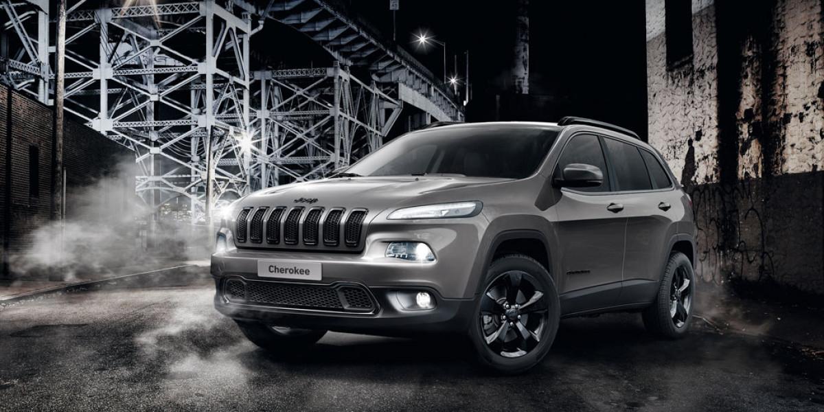 Jeep Cherokee Night Eagle: Edición limitada a cien unidades