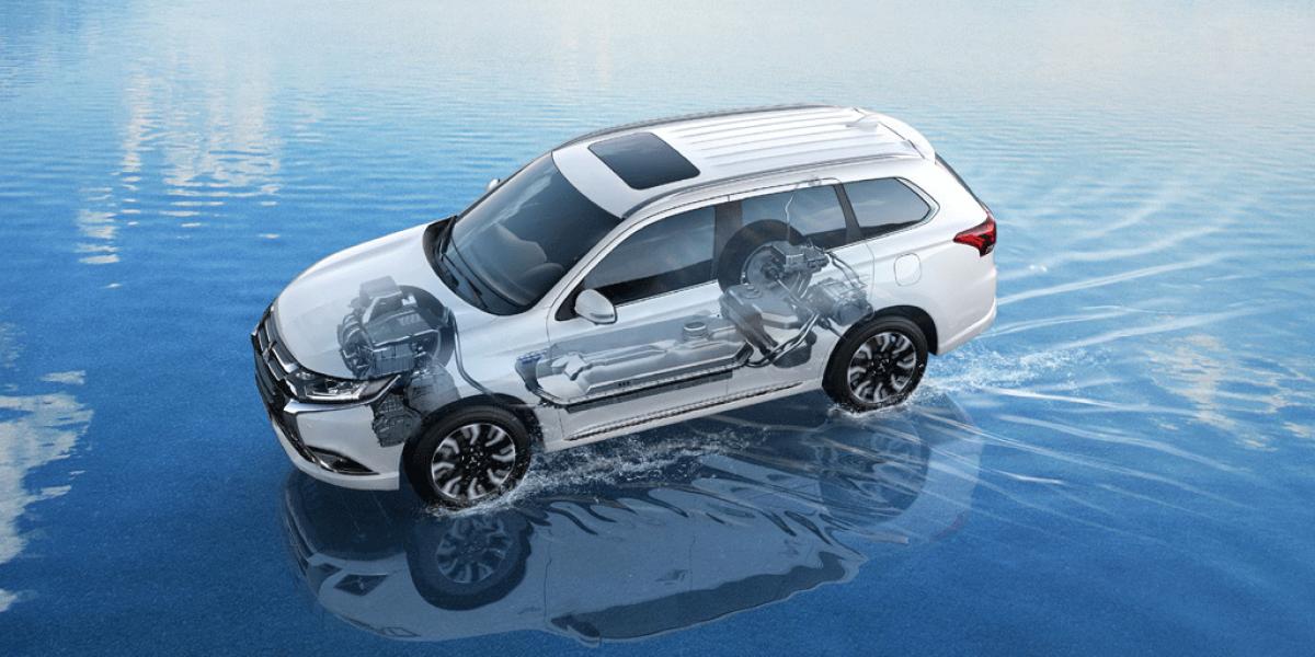 Más de cincuenta mil ventas del Mitsubishi Outlander PHEV