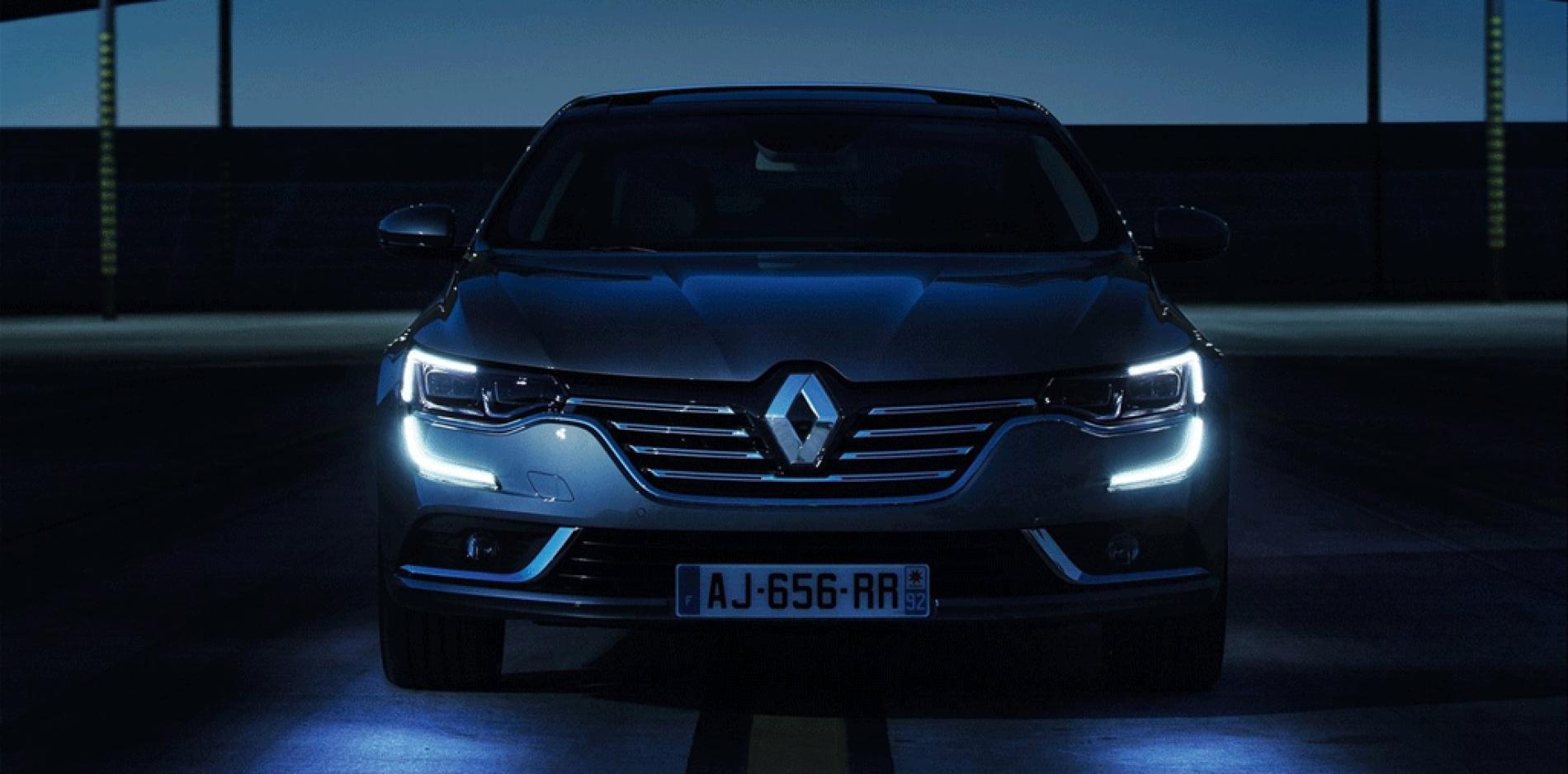 Primeros kilómetros con el nuevo Renault Talisman