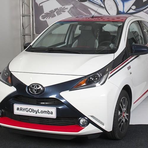 Nuevo Toyota AYGO by Lomba